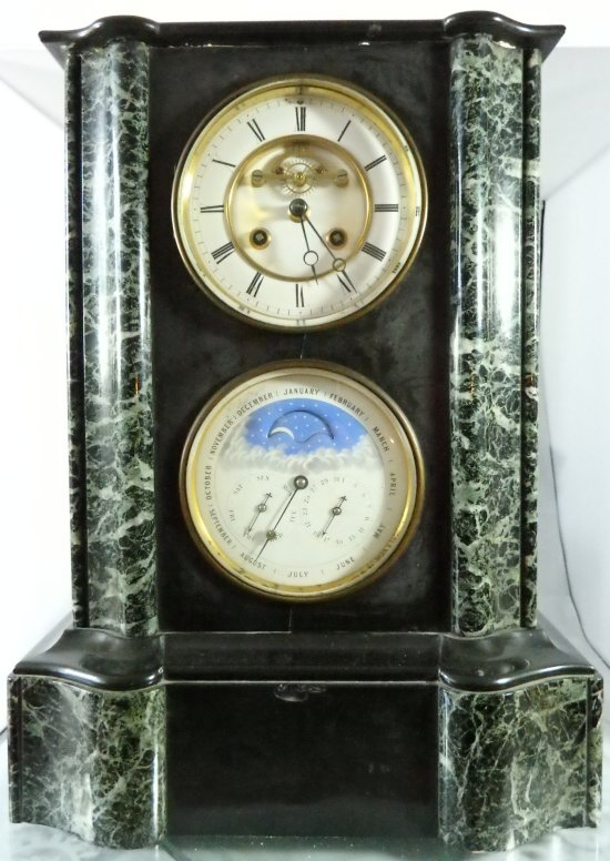 dating french clock movements Although a name can be a good starting point for dating a clock name is that of its makerthe movement could have been dating antique clocks by the.
